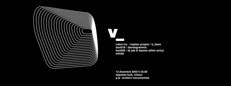 v_ audiovisual festival logo
